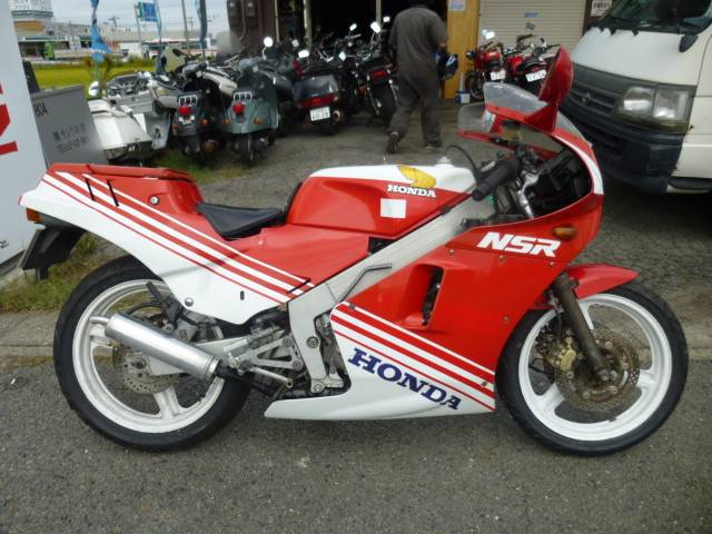 NSR250R MC16 赤テラ