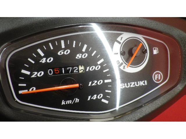 スズキ アドレスV125G 4サイクル インジェクション Vベルト新品の画像(愛知県