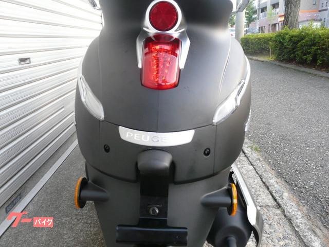 PEUGEOT ジャンゴ125 S ABS 正規輸入車の画像(石川県