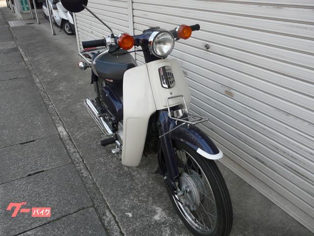 ホンダ スーパーカブ90DX ビックドラム 最終型HA02-26の画像(石川県