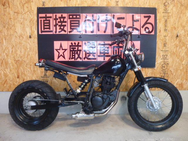 ヤマハ TW200 ロンスイカスタムの画像(愛知県