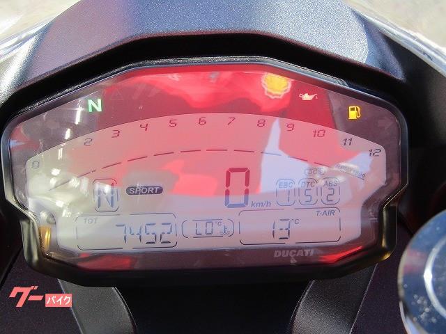 DUCATI 959パニガーレコルセ CR-1ガラスコーティング フレームスライダー ステップキットなどカスタム多数の画像(静岡県