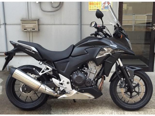 ホンダ 400Xの画像(富山県