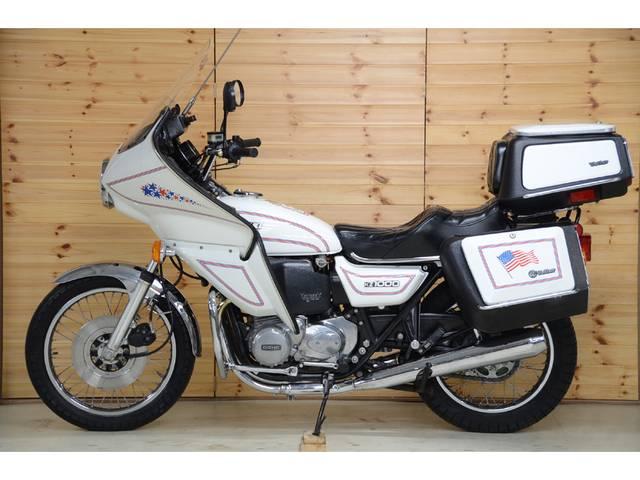 カワサキ KZ1000AMERICANIZATION 200台限定車 フルオリジナルの画像(愛知県
