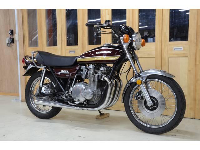 カワサキ Z-IB 1975年式 純正オリジナルペイントの画像(愛知県