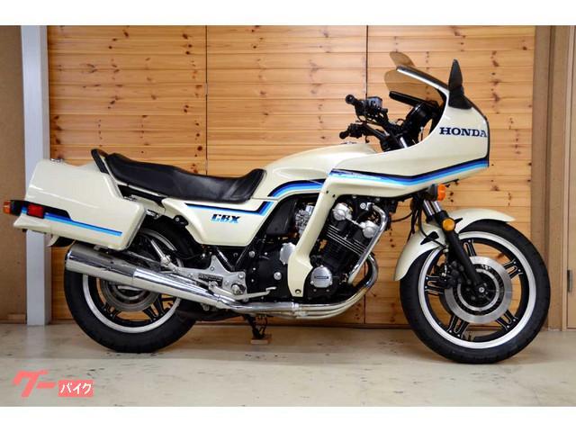 ホンダ CBX1000 1982年式 純正オリジナル塗装 ノンレストア車両の画像(愛知県