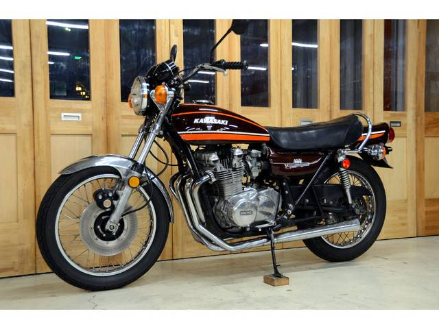 カワサキ Z-I 1974年式 純正オリジナルペイントの画像(愛知県