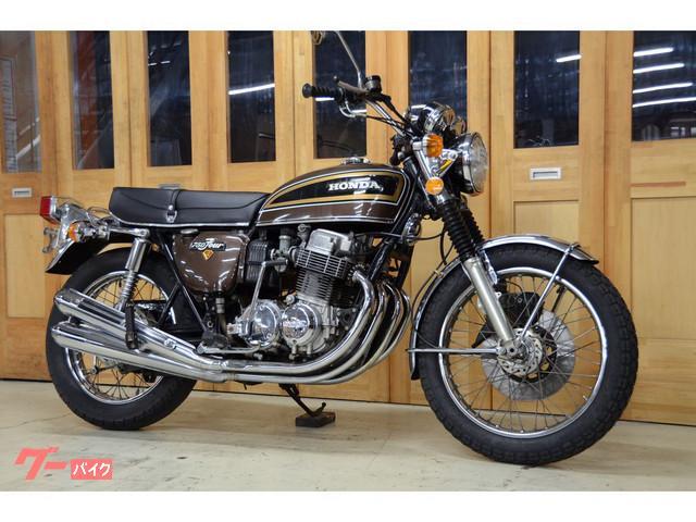 ホンダ CB750Four K6 純正オリジナルペイントの画像(愛知県