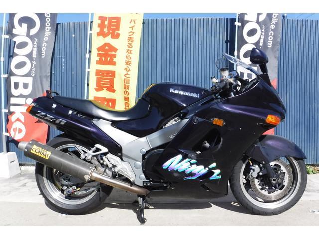 カワサキ Ninja ZX-11の画像(愛知県
