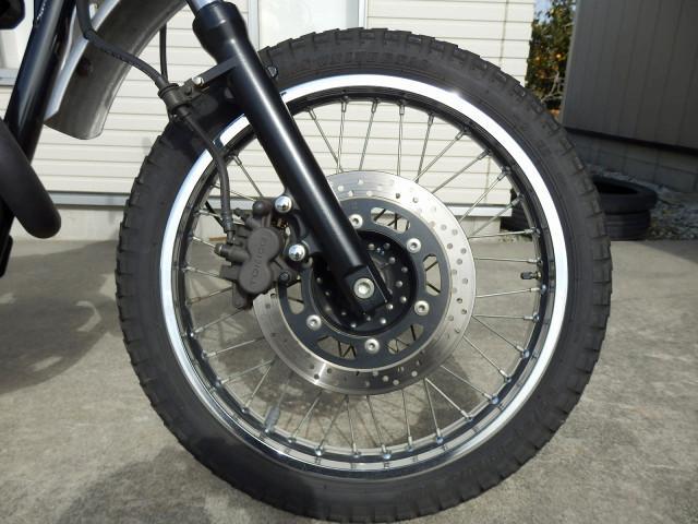 カワサキ 250TR ビンテージオフロードカスタムの画像(静岡県