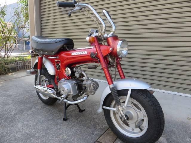 ホンダ DAX50 初期型の画像(愛知県