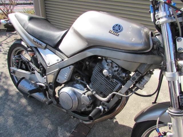 ヤマハ SRX400-4の画像(愛知県