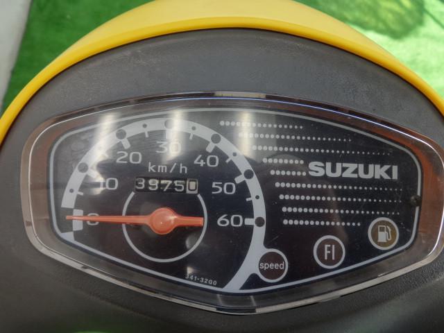 スズキ レッツ4 インジェクション シャッターキーの画像(愛知県