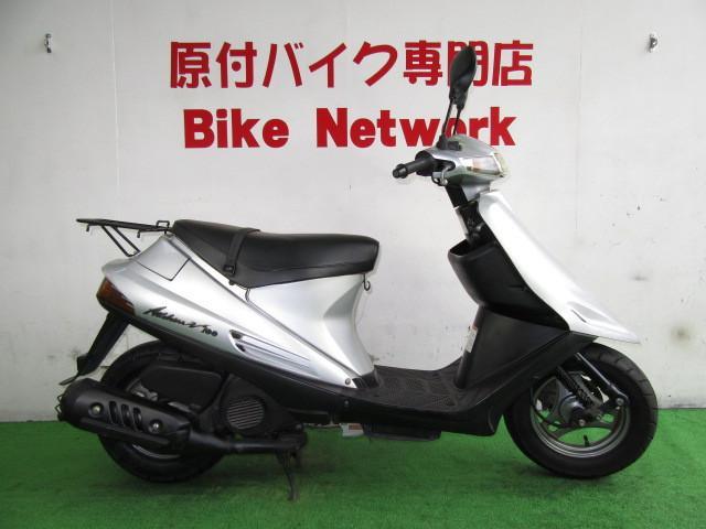 スズキ アドレスV100 後期型 シャッターキー Rタイヤ新品の画像(愛知県