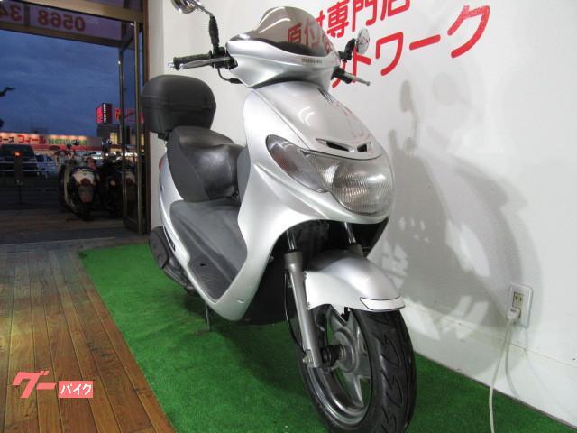 スズキ アドレス110 2st リアBOX付 サイドスタンドの画像(愛知県