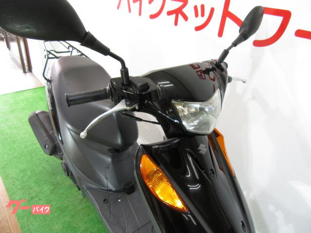 スズキ アドレスV125 FI車 シャッターキー Fタイヤ新品の画像(愛知県
