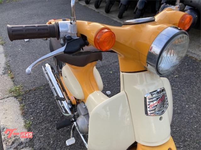 ホンダ リトルカブ セル付き 4速の画像(愛知県
