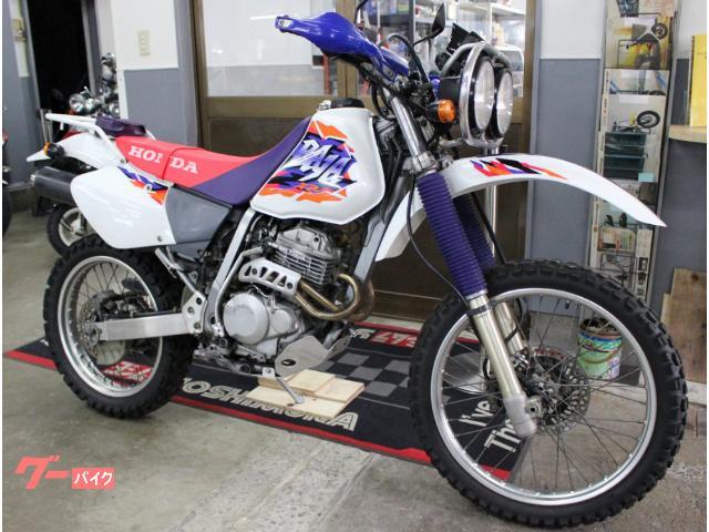 XR BAJA リアキャリア付 MD30 1753番