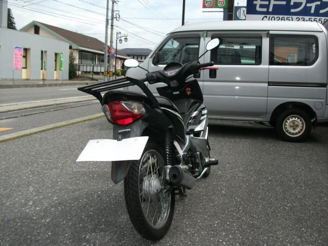 ホンダ CZ-i110の画像(長野県