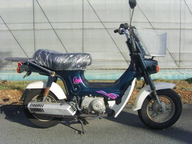 ホンダ シャリー 12Vの画像(静岡県