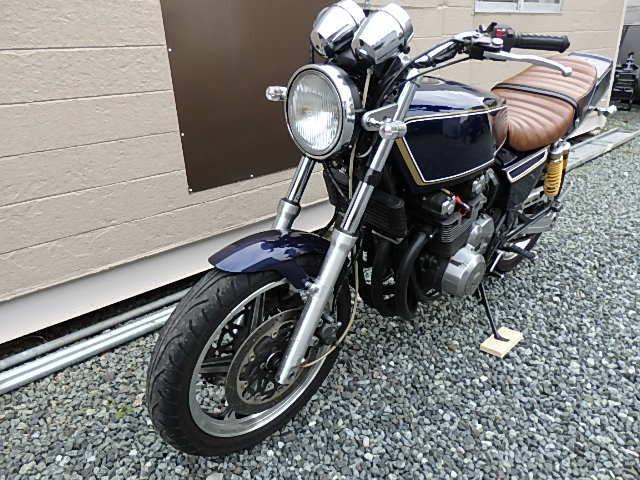 カワサキ ZEPHYR400の画像(三重県