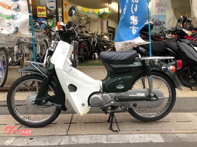 ホンダ スーパーカブ50DXの画像(長野県