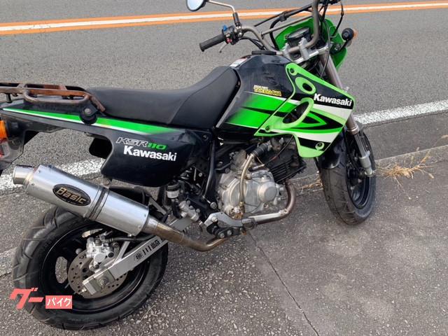 カワサキ KSR110の画像(静岡県