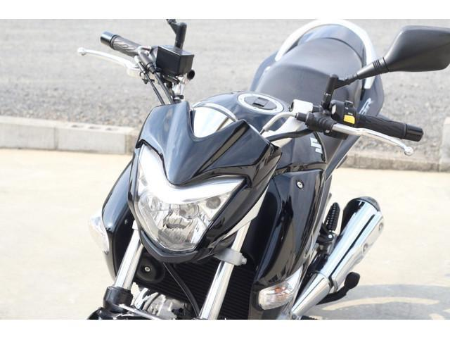 スズキ GSR250 ブラックの画像(愛知県
