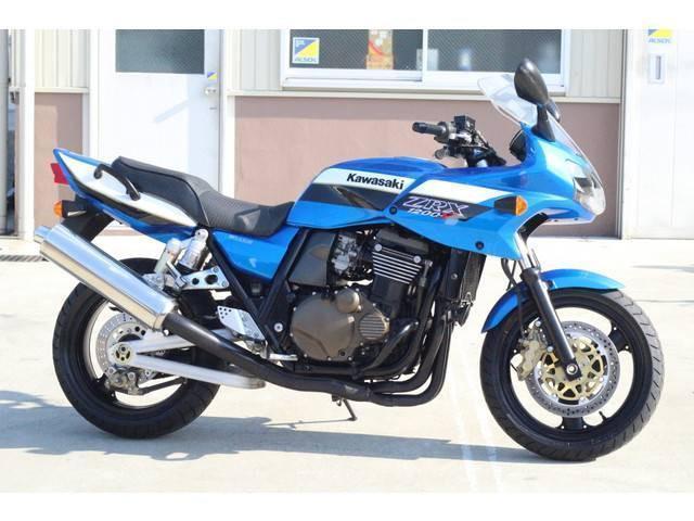 カワサキ ZRX1200Sの画像(愛知県