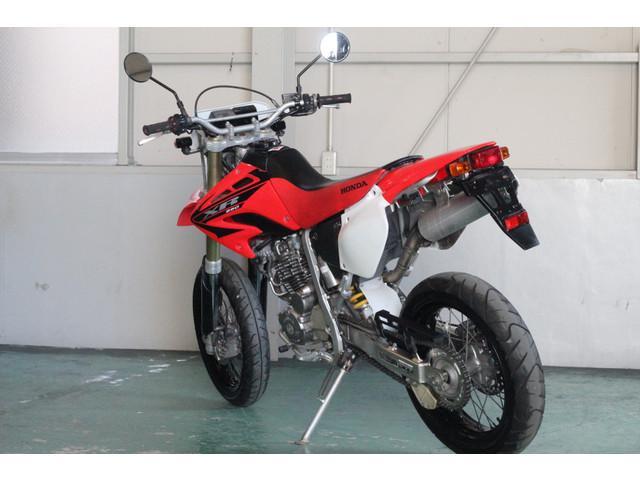 ホンダ XR250 モタード 社外デルタマフラーの画像(愛知県