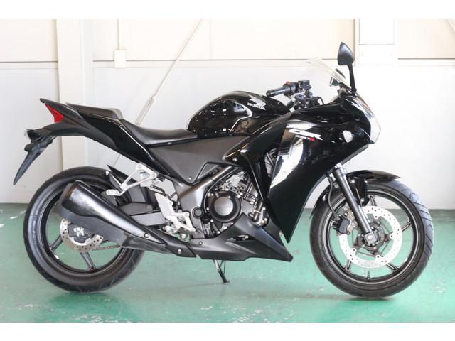 ホンダ CBR250R ブラックの画像(愛知県