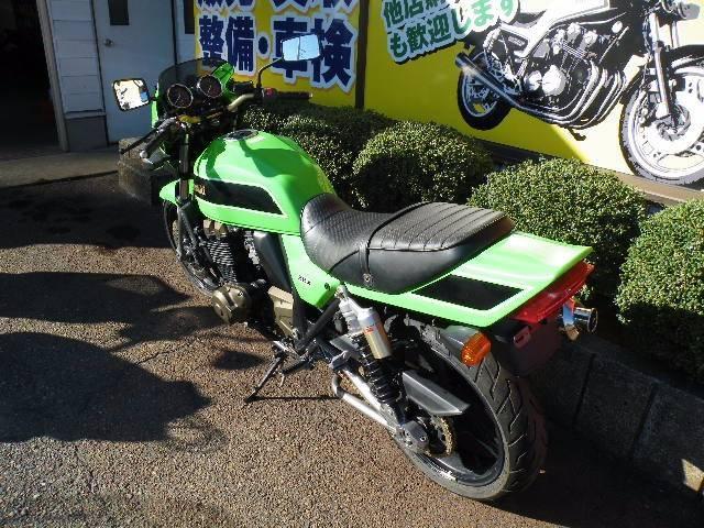 カワサキ ZRX400の画像(石川県