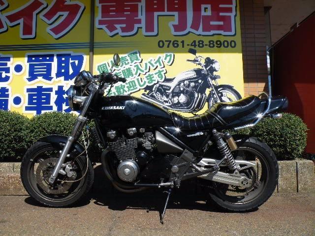 カワサキ ZEPHYRχの画像(石川県