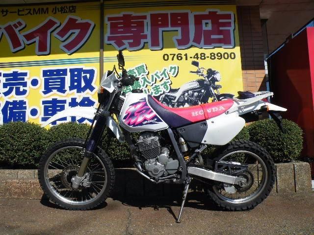 ホンダ XR250の画像(石川県
