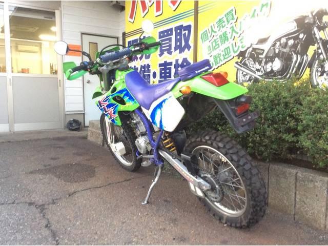 カワサキ KLX250の画像(石川県