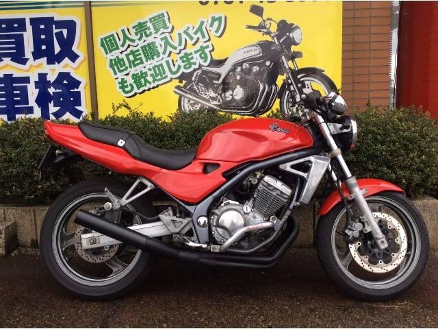 カワサキ BALIUSの画像(石川県