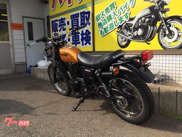 カワサキ 250TRの画像(石川県