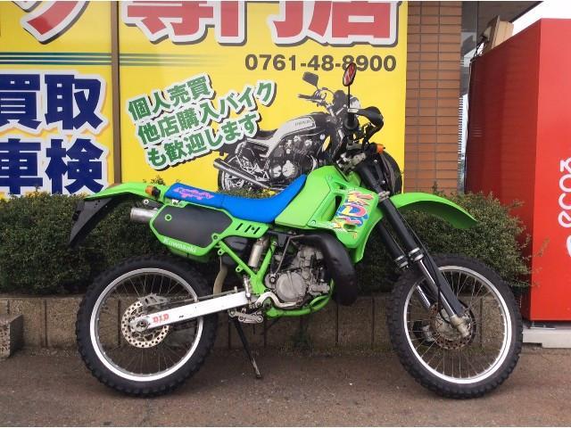 カワサキ KDX200SRの画像(石川県