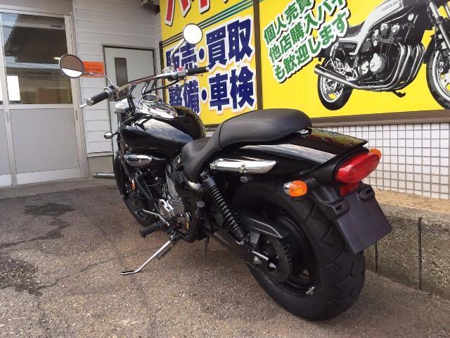 カワサキ エリミネーター250Vの画像(石川県