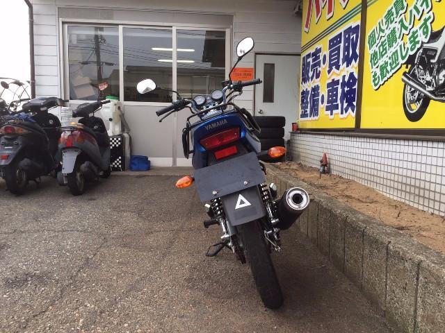 ヤマハ YBR125の画像(石川県