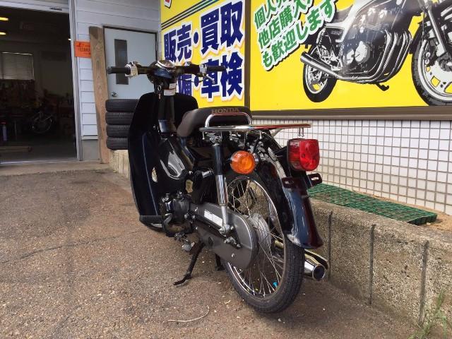 ホンダ スーパーカブ50 50周年スペシャルの画像(石川県