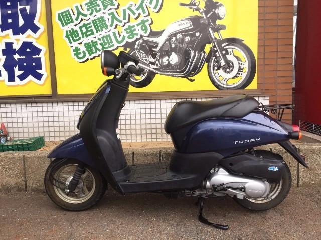 ホンダ トゥデイの画像(石川県