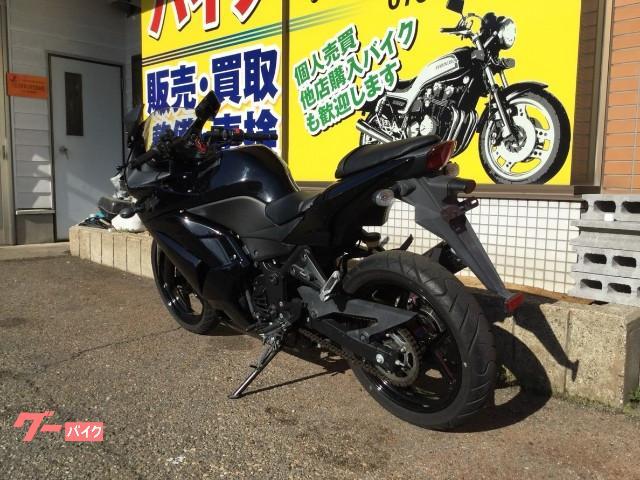 カワサキ Ninja 250Rの画像(石川県
