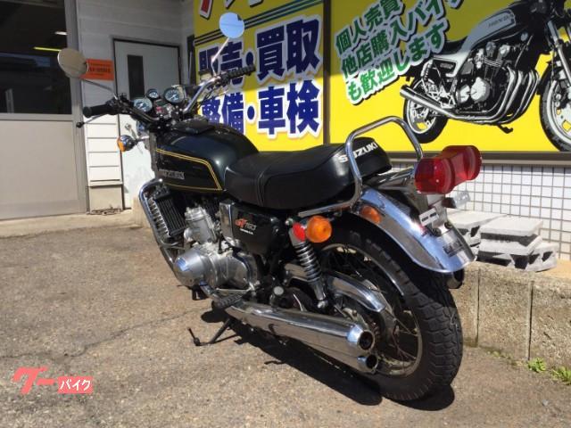 スズキ GT750の画像(石川県