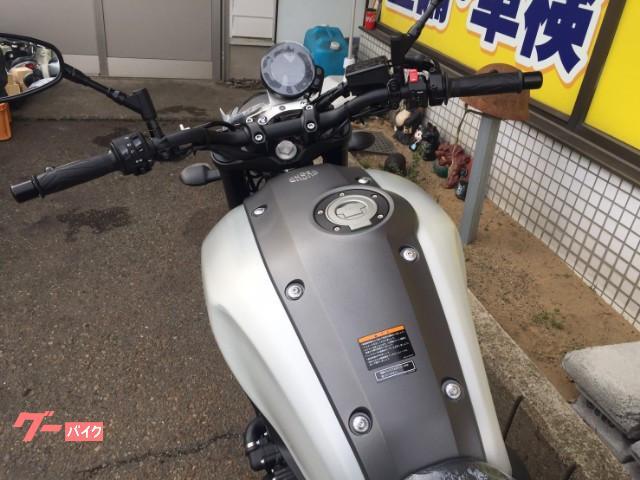 ヤマハ XSR900の画像(石川県