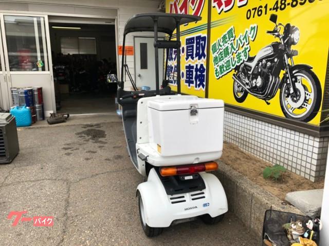 ホンダ ジャイロキャノピー TA03の画像(石川県