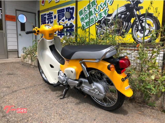 ホンダ スーパーカブ110インポートモデルの画像(石川県