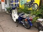 ホンダ プレスカブの画像(石川県