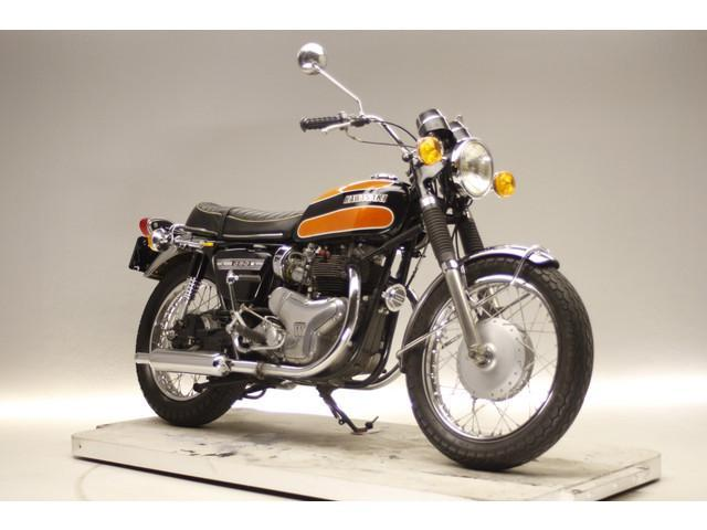 カワサキ W1SA グーバイク鑑定車の画像(岐阜県