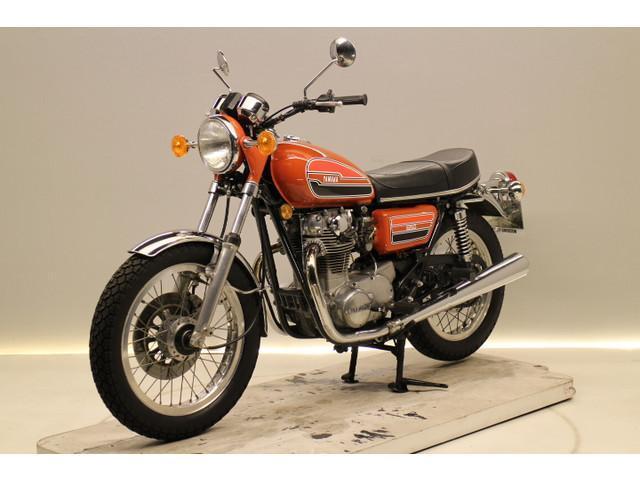 ヤマハ TX650 グーバイク鑑定車の画像(岐阜県